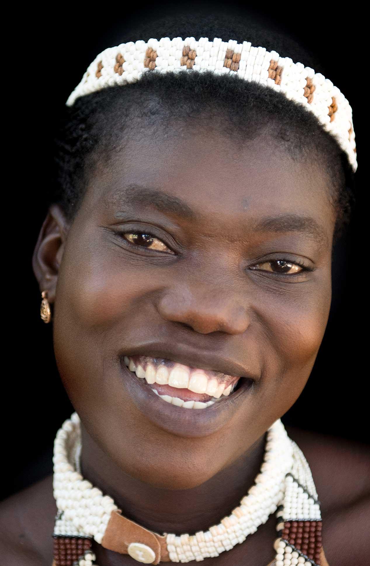Botswana Bushwoman