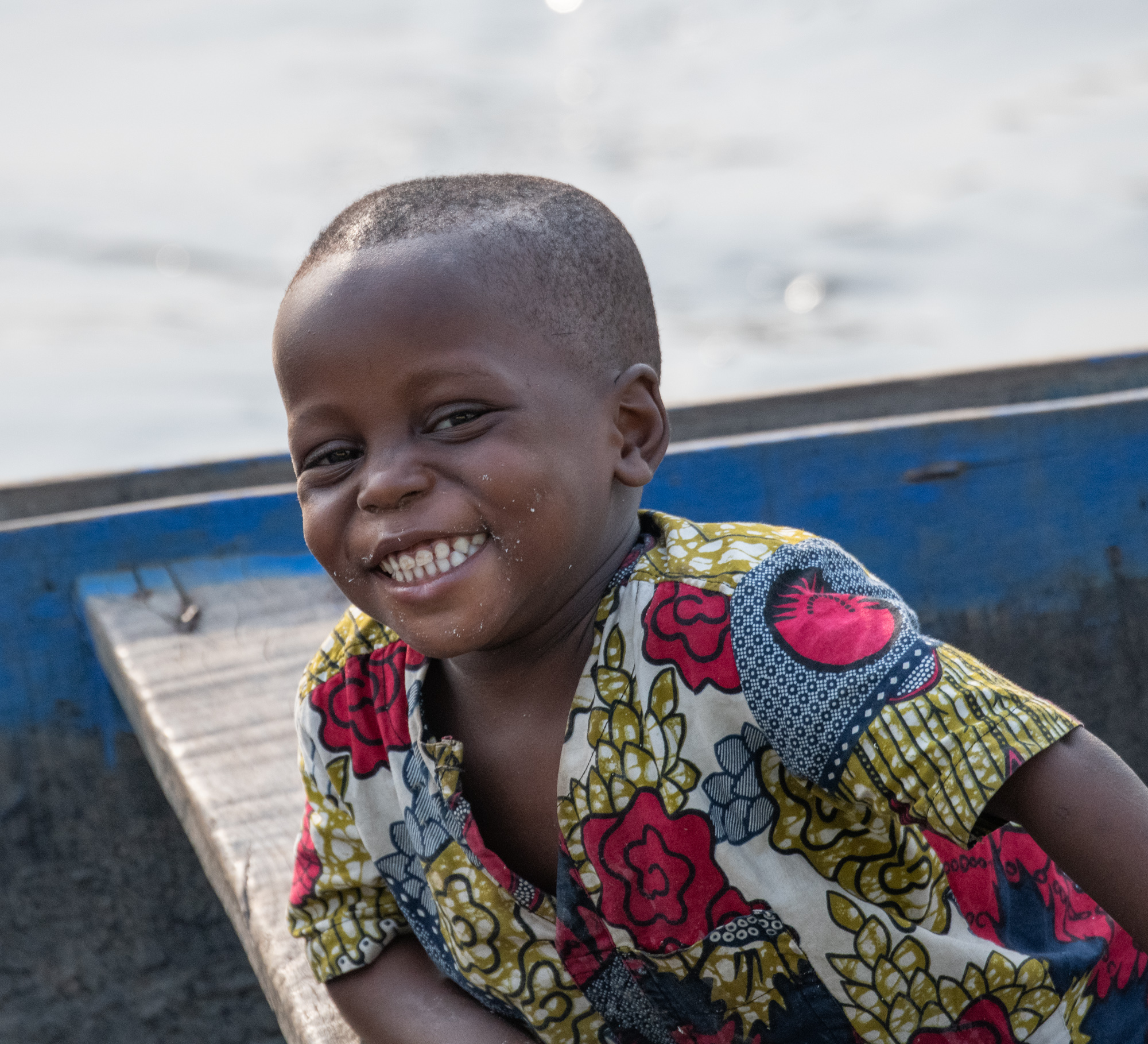 Ganvie Island, Benin. 2019