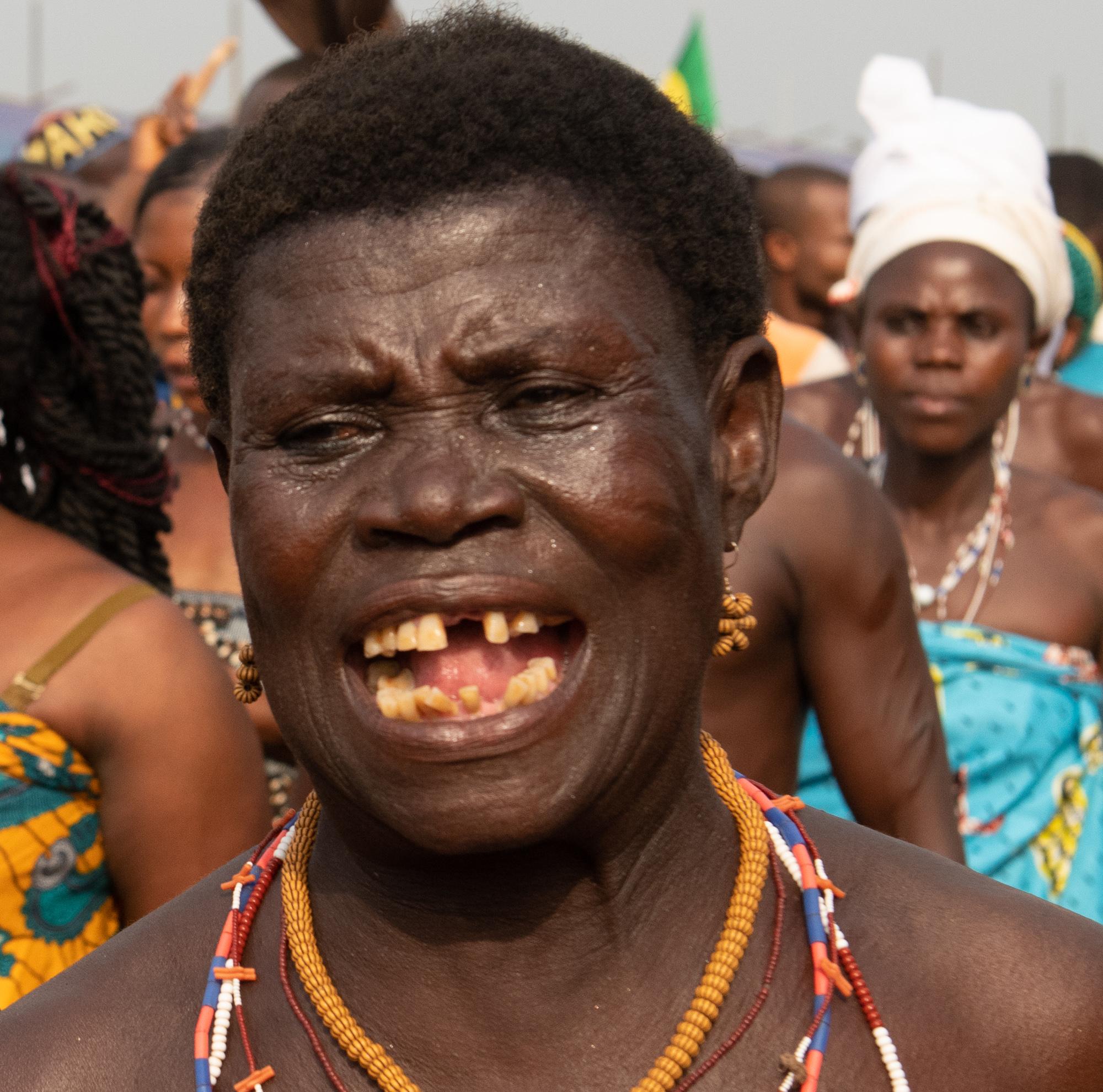 Participant. 2019 Voodoo Festival, Ouidah, Benin