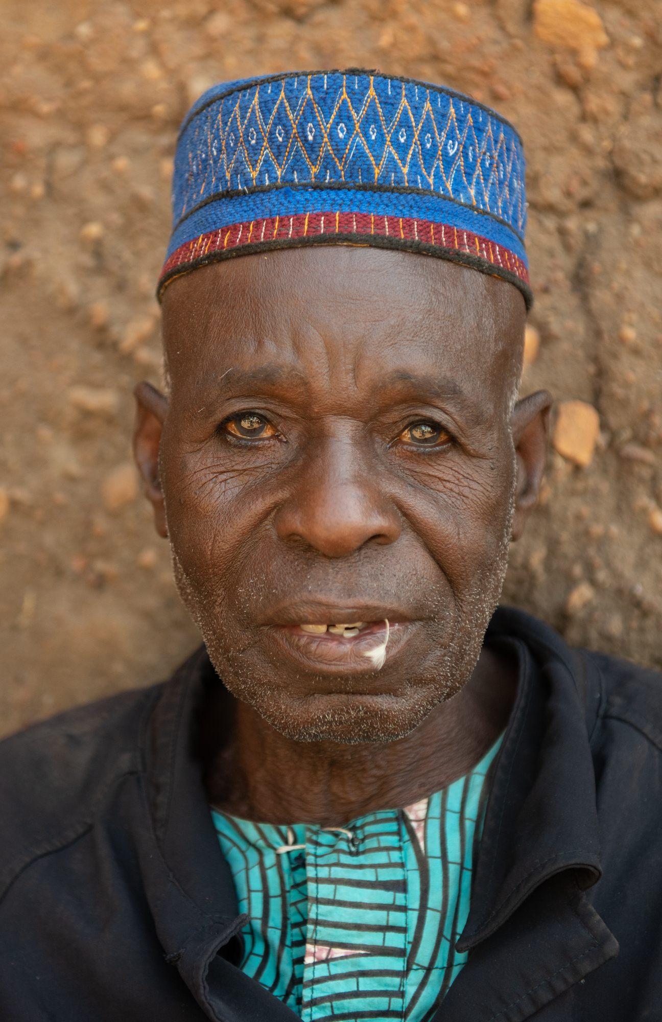 Village Chief, Benin