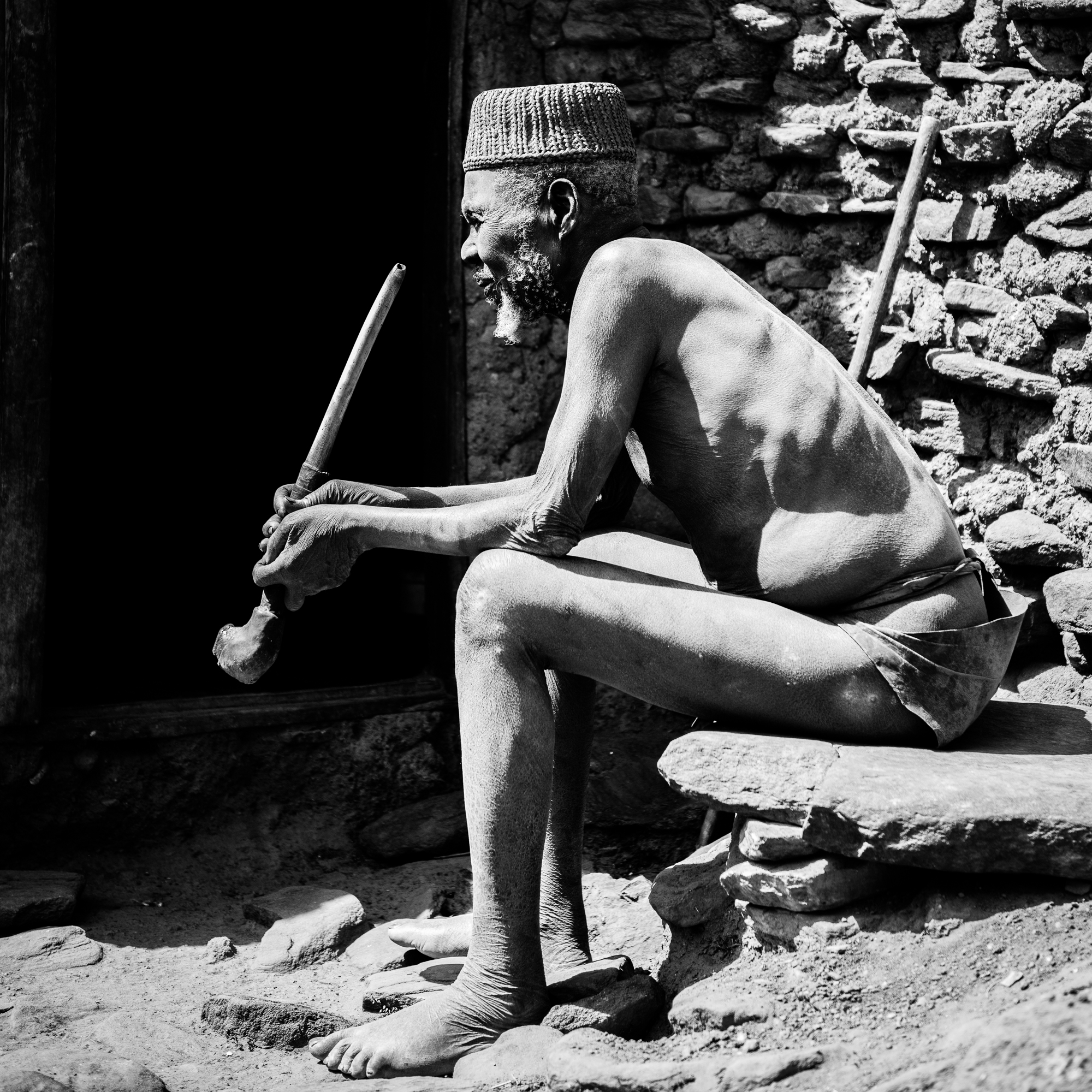 Village Chief, Togo