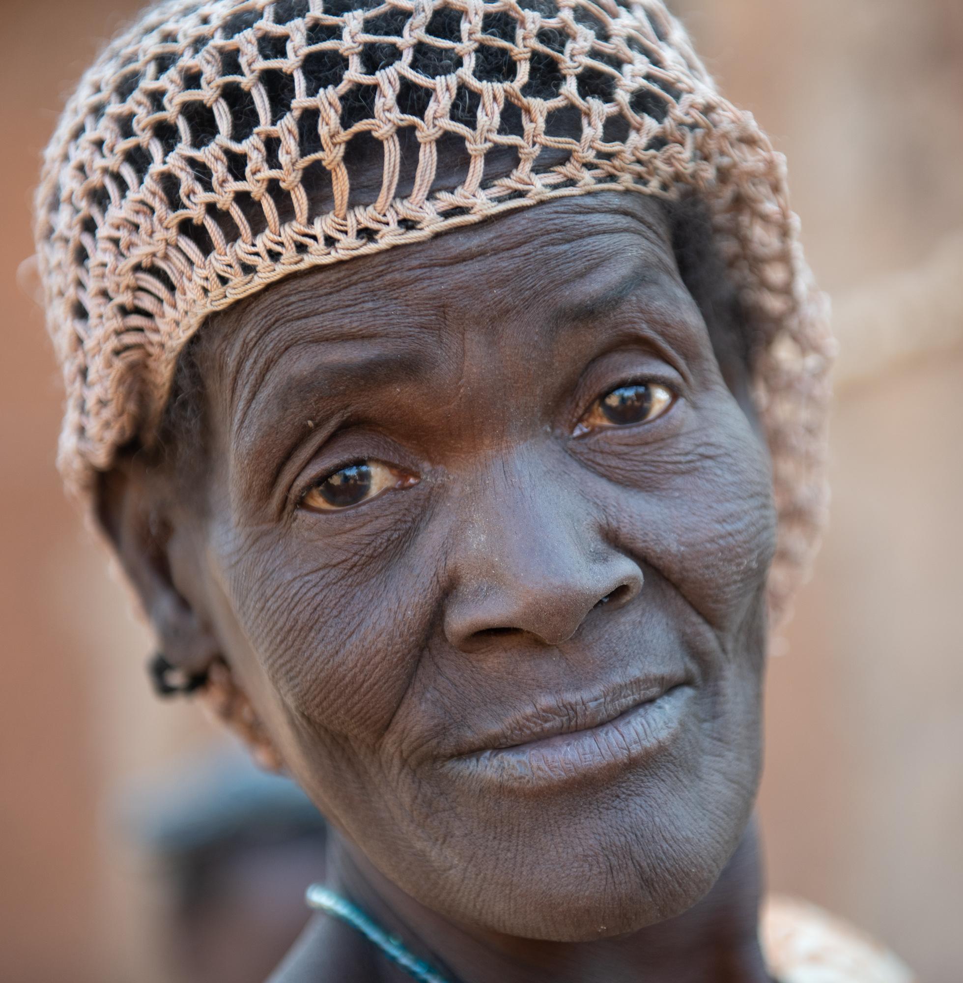 Village Woman, Benin