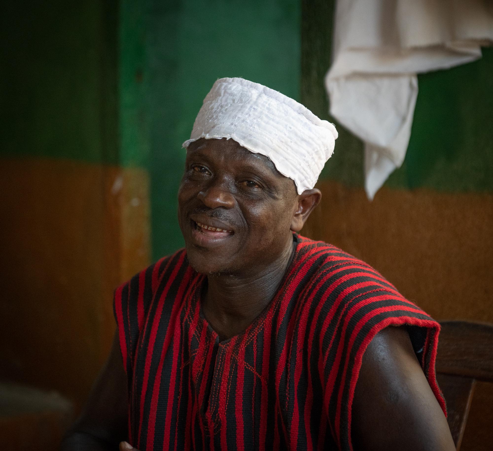 Fetish Priest, Togo