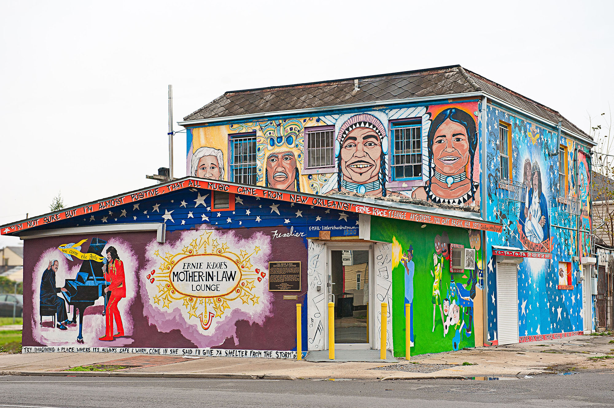 Ernie's Place, New Orleans