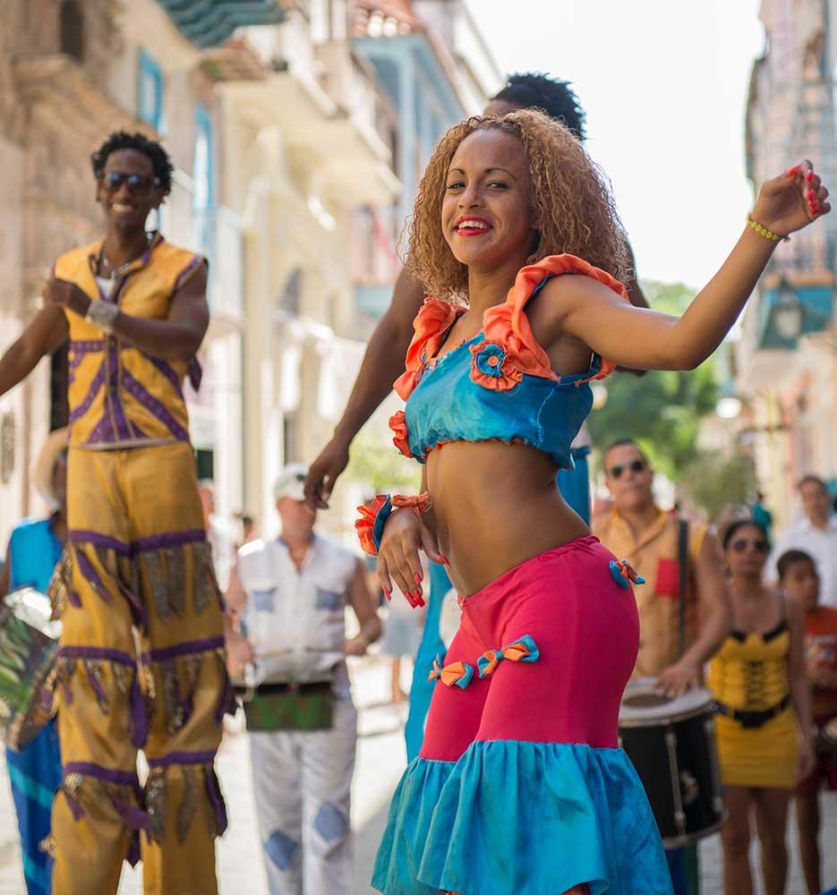 Havana Dancer, Havana