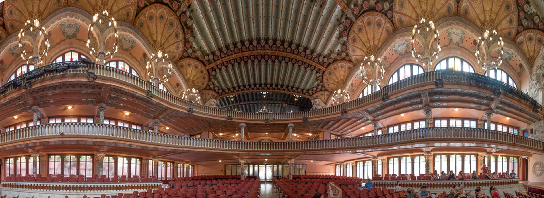 Palau Musica Pano, Barcelona