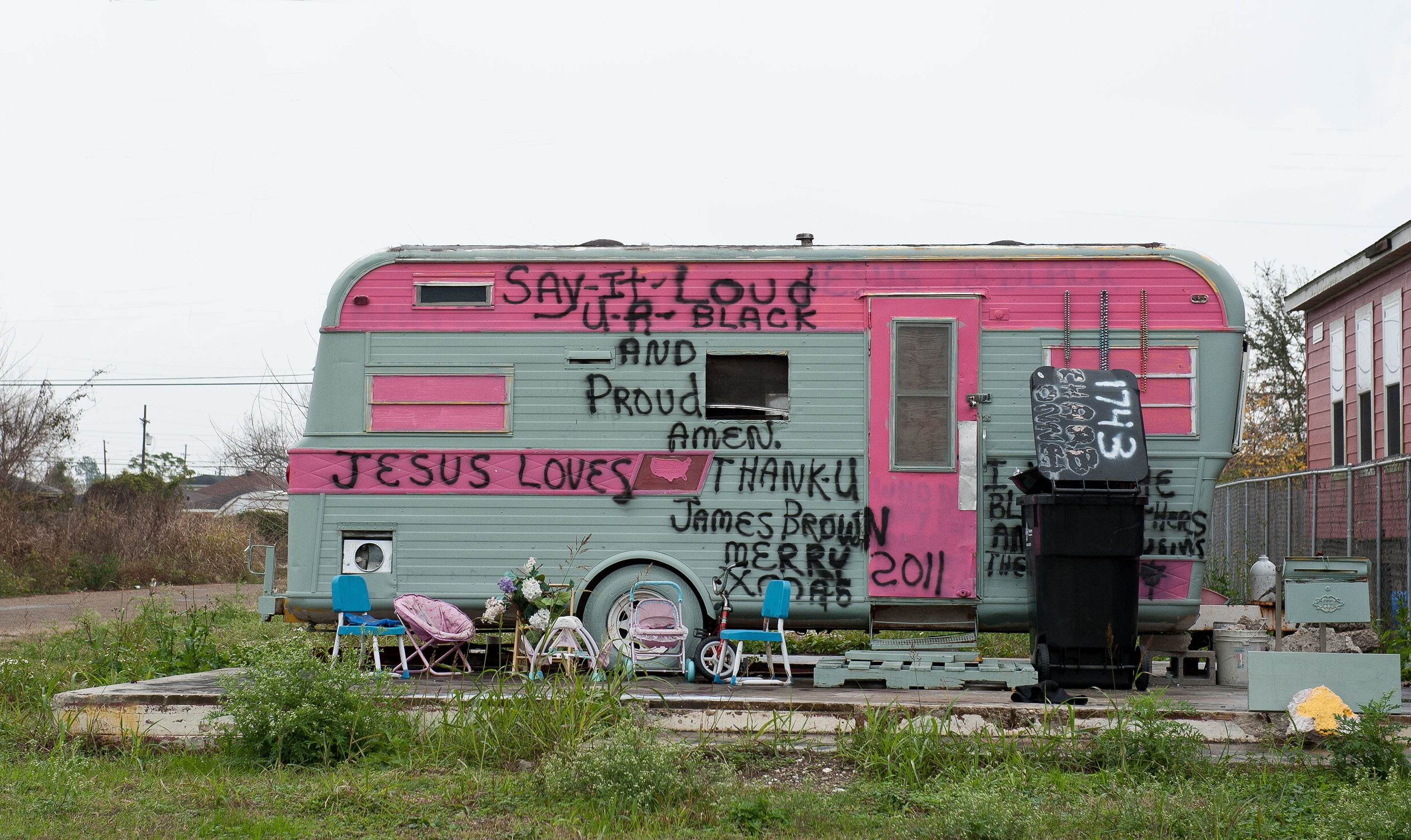 Pink and Proud, New Orleans
