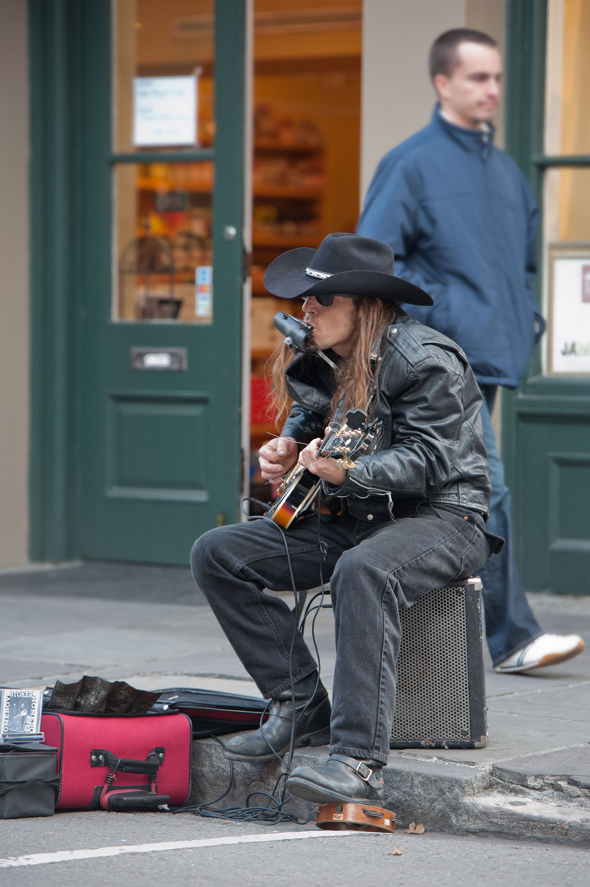 Playing the Blues, New Orleans