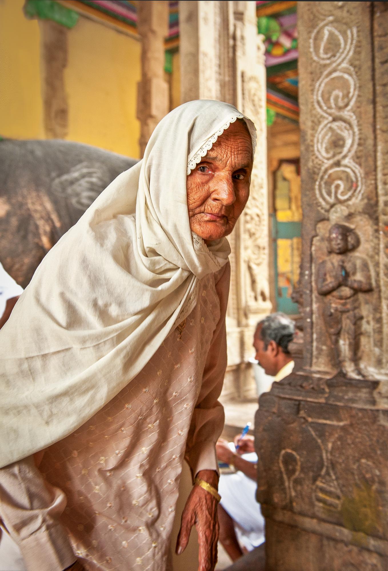 Sacred Moment, Madurai, India