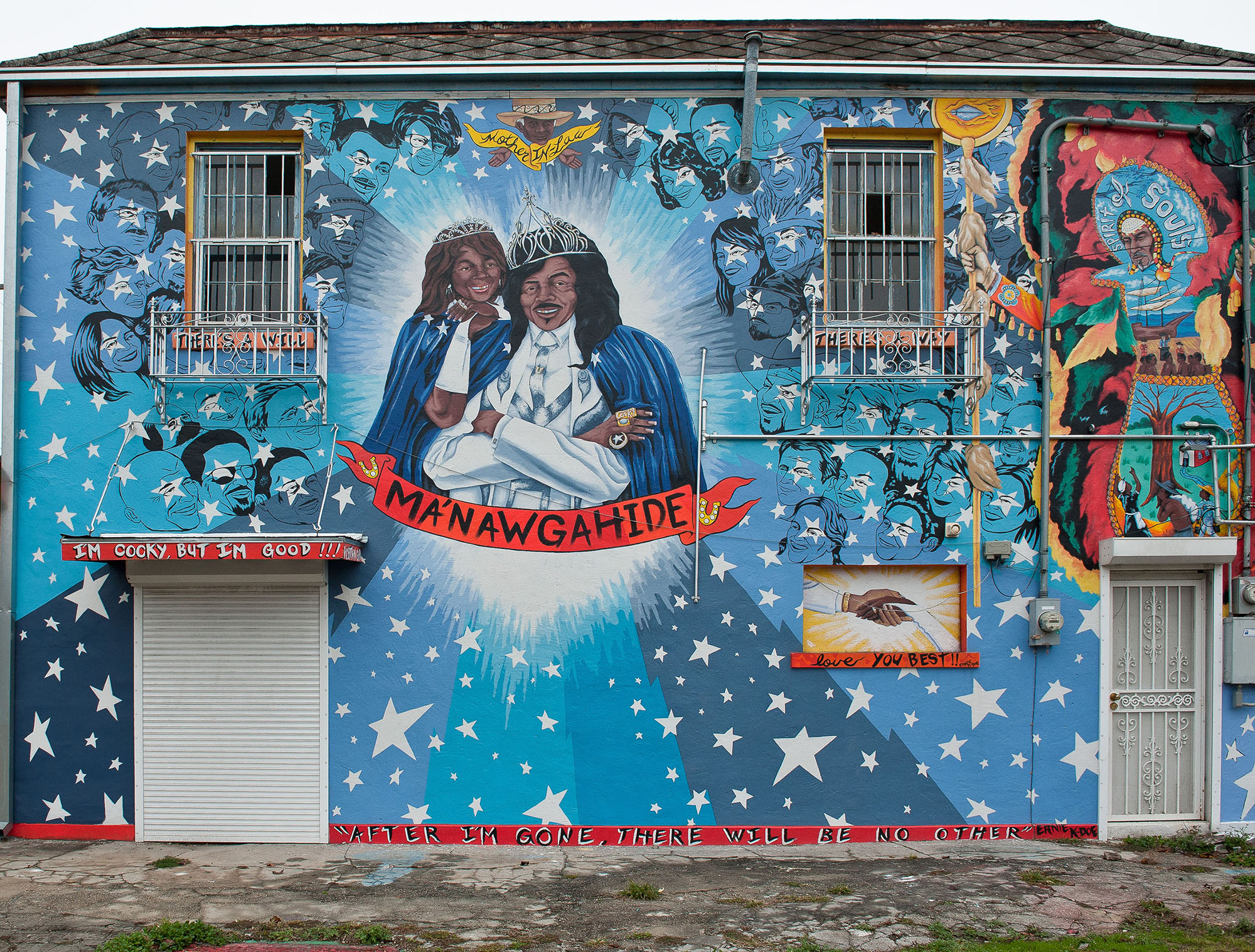 Soul Power, New Orleans