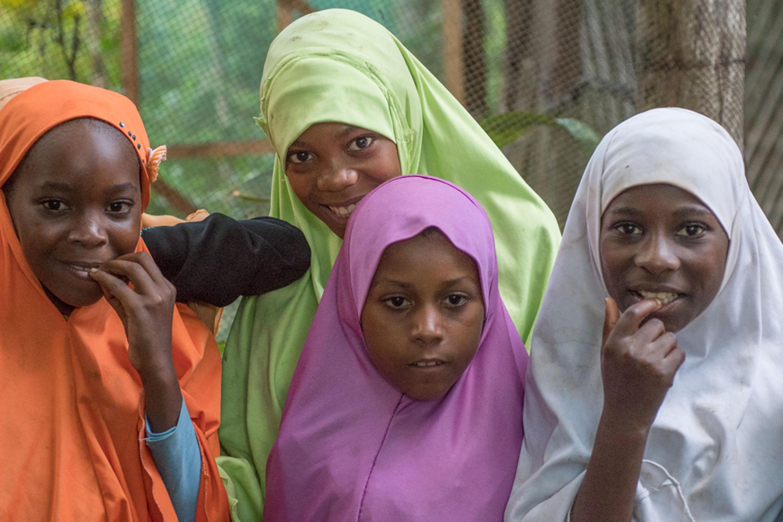 Zanzibar Girls
