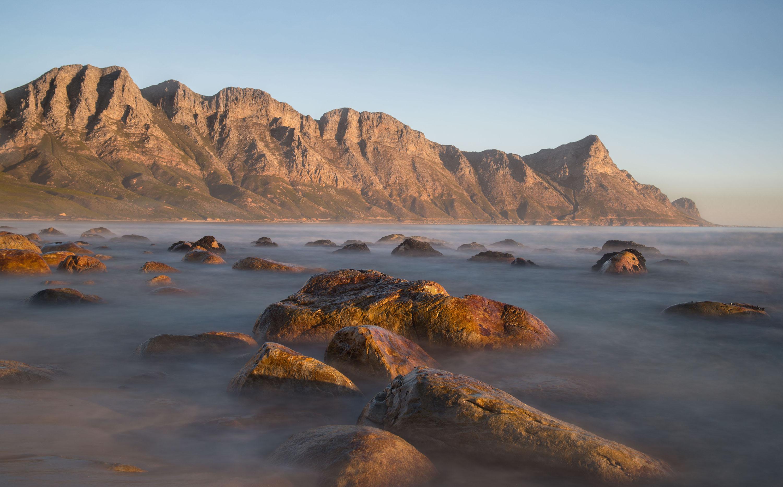 Cape Town Seashore