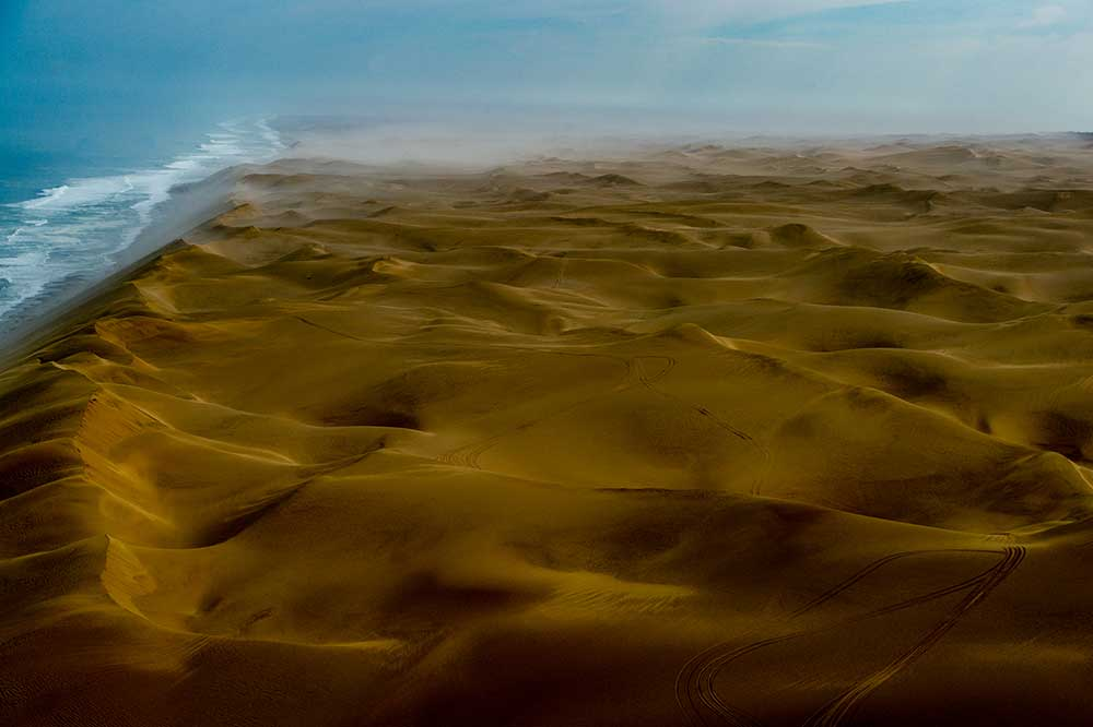 Land and Sea, Namibia
