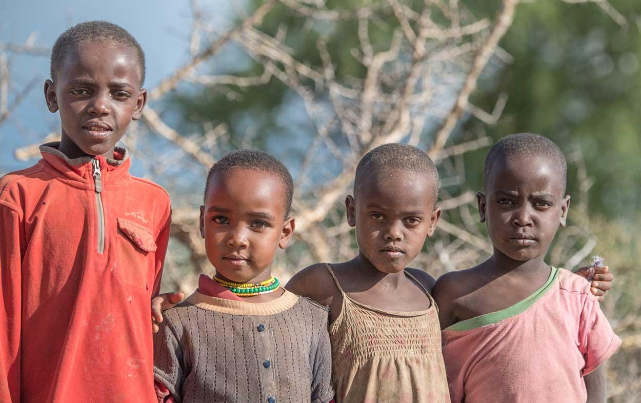 Children of Tanzania
