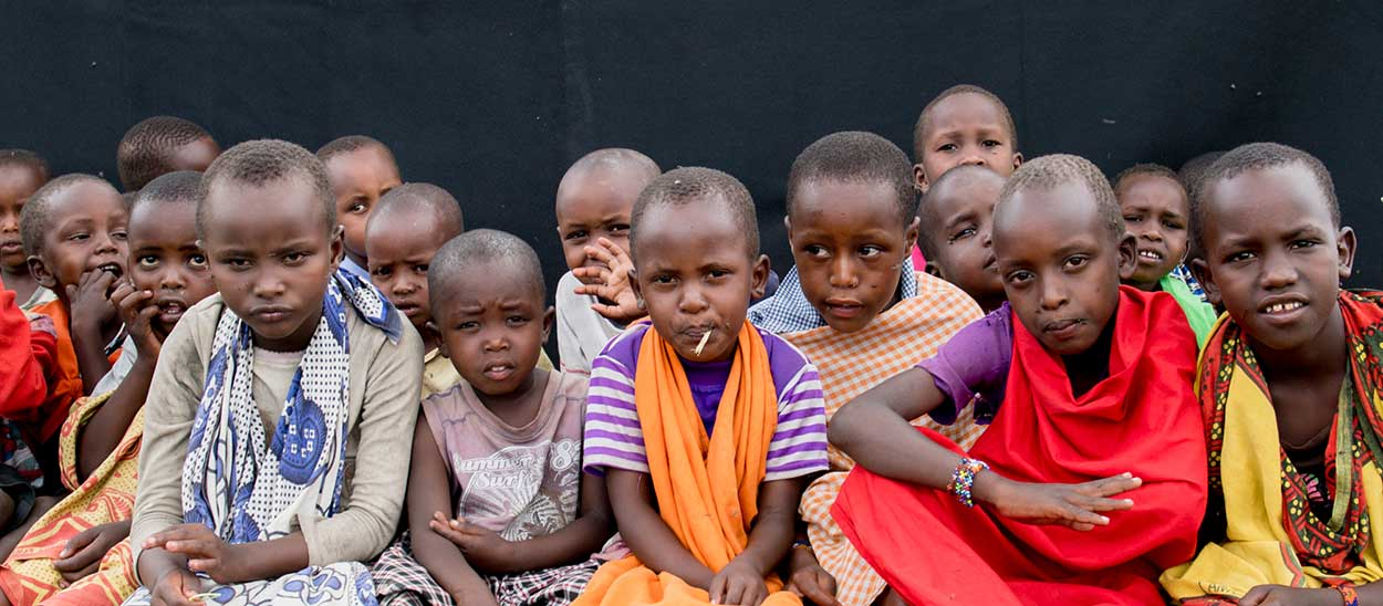 Maasai Children 2