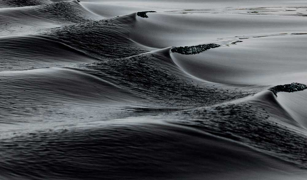 Water Pattern, Namibia