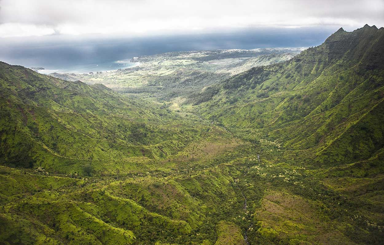 Waimea Canton, Kauai